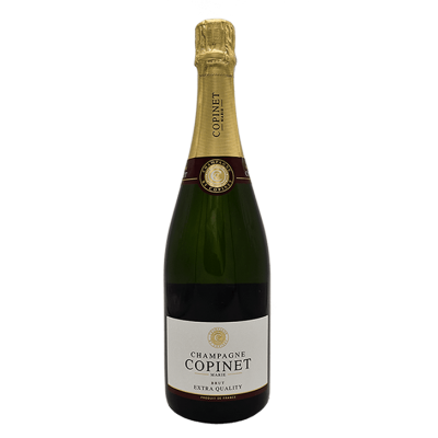 Champagne Copinet - Extra Quality Brut  - 1